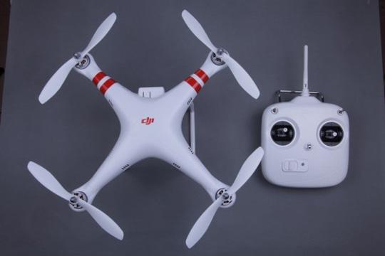 GPS-Enabled Quadcopter - Phantom