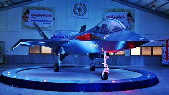 Qaher-313, Iran, fighter jet,