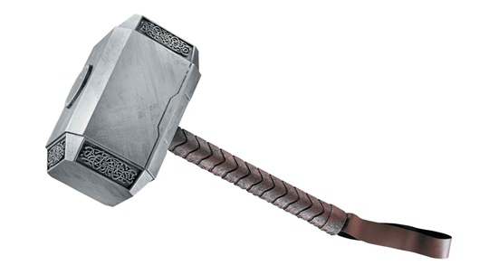 Mjölnir, Thor, Hammer, Neil deGrasse Tyson, weight