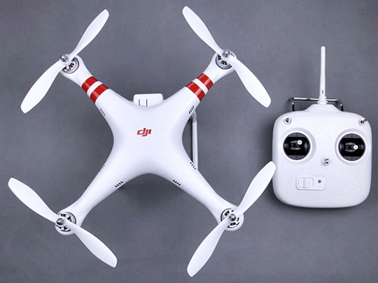 DJI Phantom Aerial Quadcopter, drone, GoPro, UAV,
