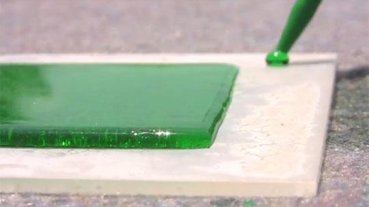 Impressive Liquid Repellent Tests