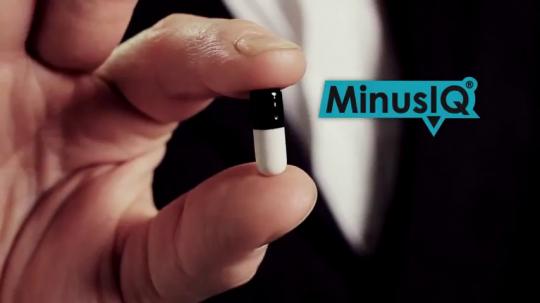 MinusIQ, SleepThinker, dumb pill