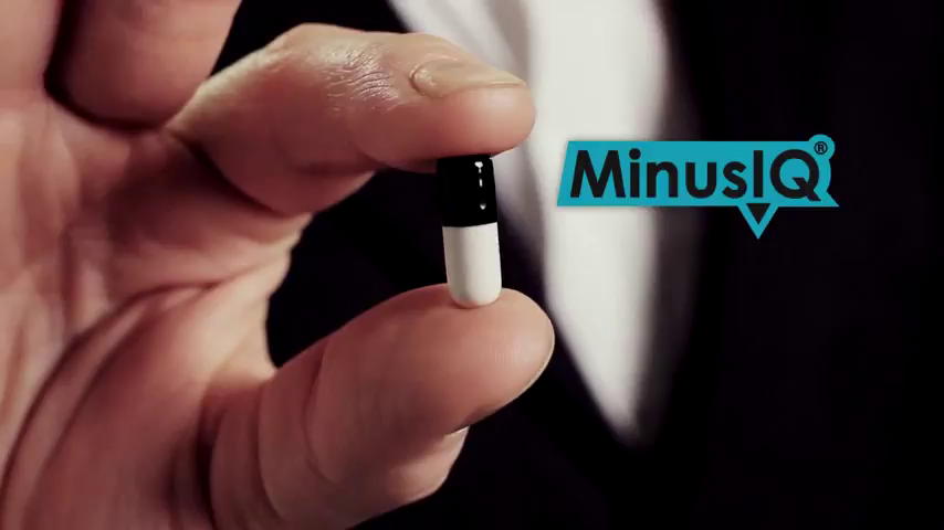 Here's The MinusIQ Pill To Lower Your IQ