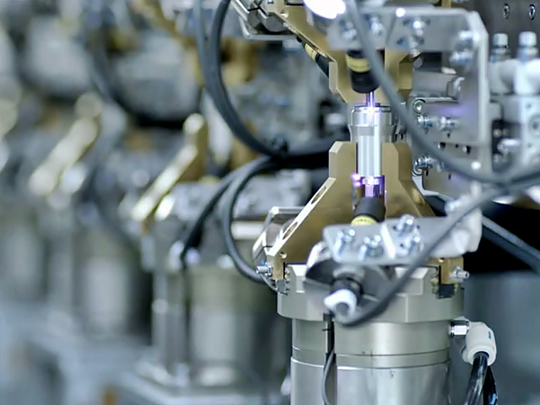 How Dyson Machines Are Made