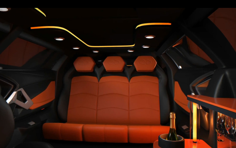 Lamborghini Aventador Limousine Concept Hot Or Not