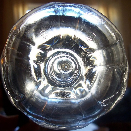 Rocket, water bottle, alcohol,