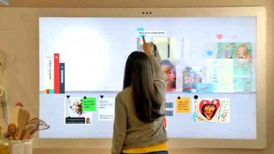 Microsoft, future, envision