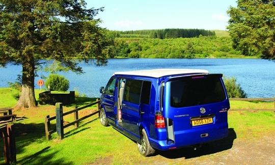 T5 DoubleBack, VW Transporter, camping, Overland Motorhomes,