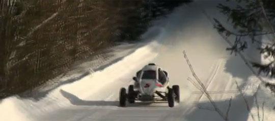 Crosskart Racing in Finland - Your Next Favorite Sport?
