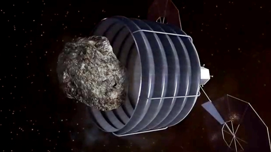 How NASA Will Capture An Asteroid
