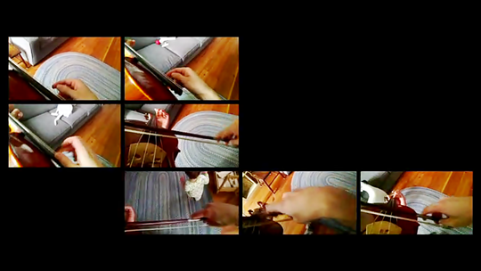How Technology Opens New Possibilities For Creativity – Google Glass One-Man Viola Performance