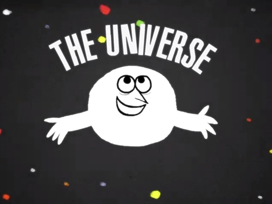 Universe, TED Talks, how the universe began