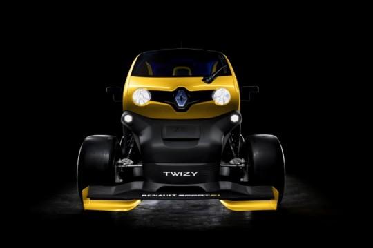 Twizy Sport F1, F1, Renault, Formula Renault,