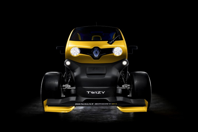 This Tiny Electric Car Has F1 Technology