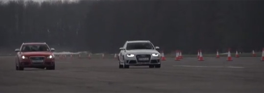 How To Make An Audi S4 Perform Like An Audi RS4 In Five Seconds