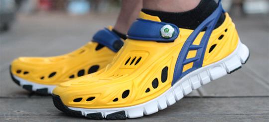 CROSSKIX - Foam Composite Sporty Shoes