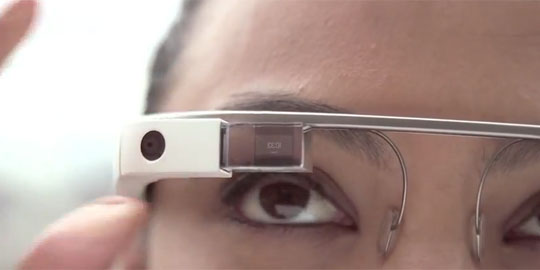 How Google Glass Currently Works