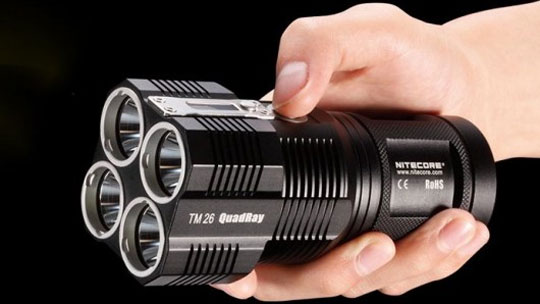 Nitecore - This Is What You Call a Flashlight !
