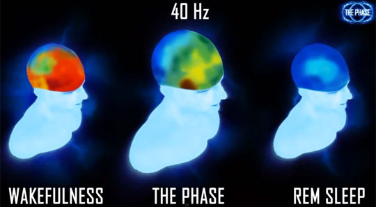 The Phase - Evolution of Consciousness