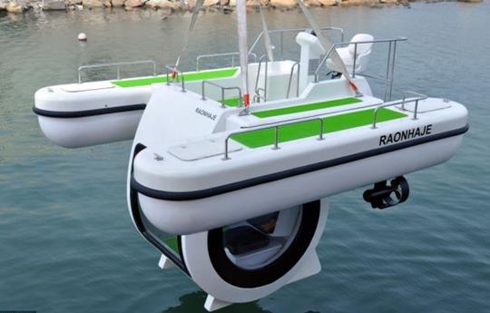 EGO-SE 450, Penguin, personal submarine,