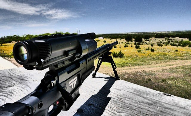 Tracking Point, Wi-Fi sniper rifle, self-aiming sniper rifle,