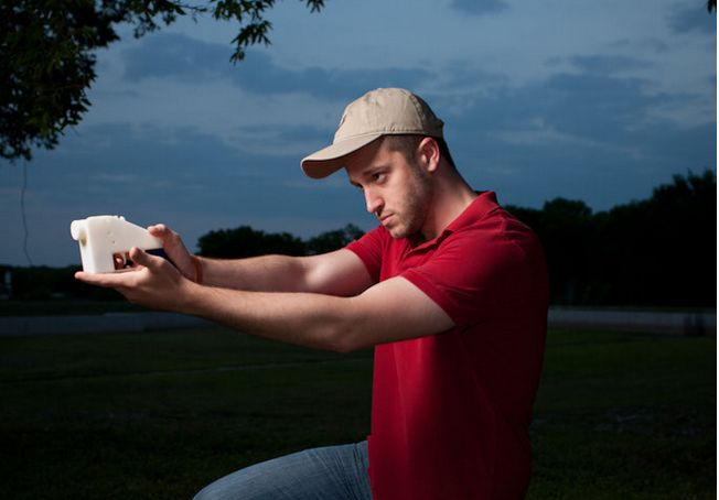 Liberator, 3D printing, guns,
