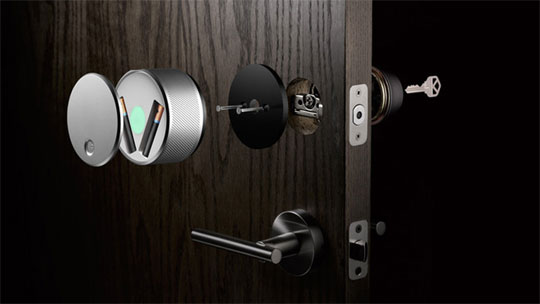 The Smart Lock That You Will Have In The Near Future