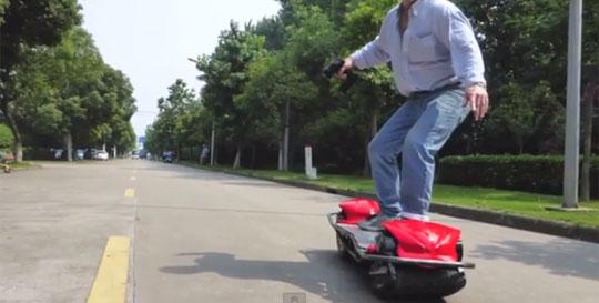 Scarpar - Personal Transporter