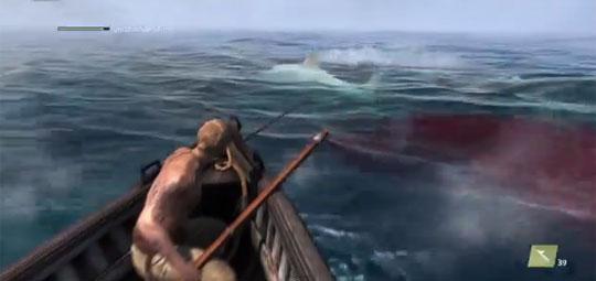 Assassin's Creed Shark Hunting