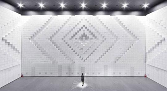 Hyundai's Hyper-Matrix Kinetic Wall Is Amazing