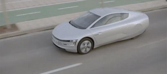 Volkswagen XL1 Ultra High Milage Hybrid