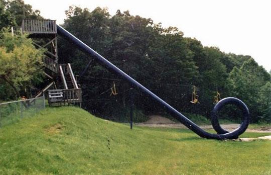 Inside the World's Most Dangerous Amusement Park