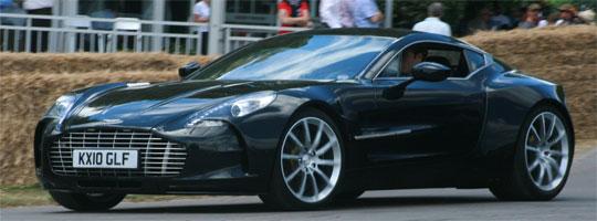Aston Martin One 77 - Documentary