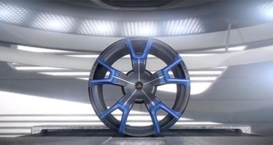 Hankook Concept Tire: eMembrane