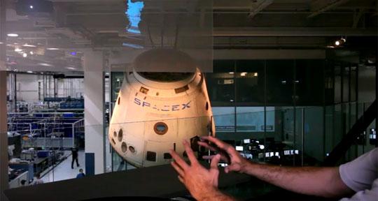 Elon Musk Wants to Design Rockets Like Iron Man