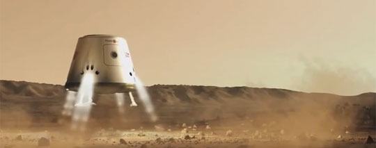 More Than 200,000 Apply For One-Way Trip to Mars