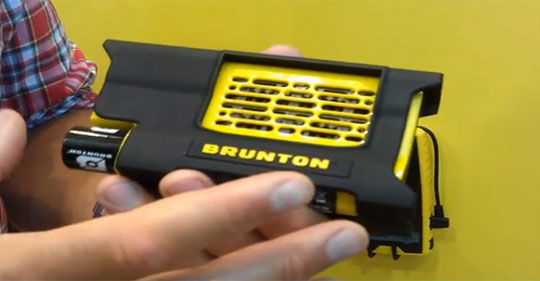 Burton's Hydrogen Reactor Can Power Your Phone x 6