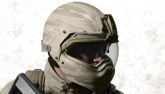U.S Army Has a Cool New Modular Helmet