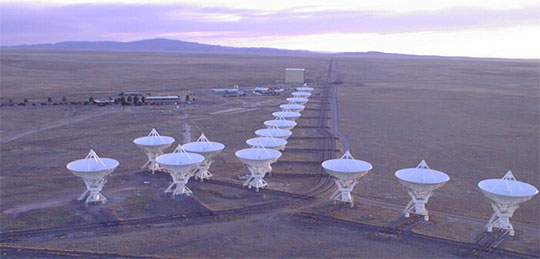 The Story of the Very Large Array Telescopes