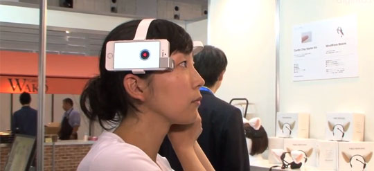Wearable Cam Reads Brainwaves and Knows What You Like