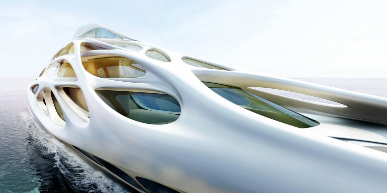 This Superyacht Concept Will Make You Drool