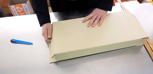 How to Make a Custom Sized Box