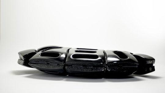 Bike Helmet That Folds Flat When Not in Use