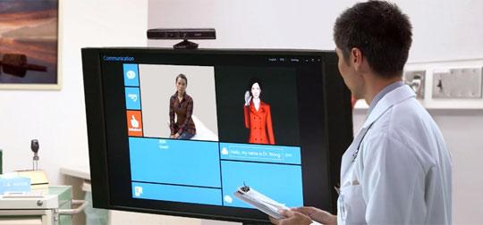 Kinect Used to Translate Sign Language