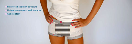 Shorts That Prevent You From Being Raped