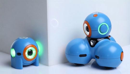 These Robots Will Teach Kids Programming Skills