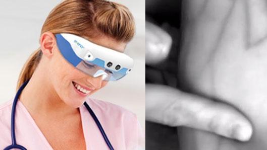 Nurses Will Soon See Patiens' Veins Through Skin