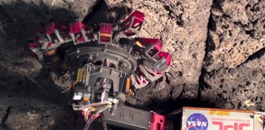 Rock Climbing Robot