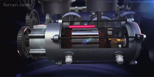 Presentation of the New Ferrari Power Unit