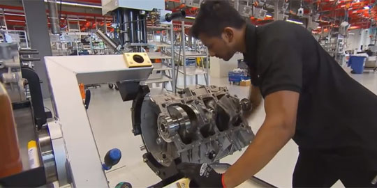 Mercedes-AMG Hand-Builds Every Single Engine